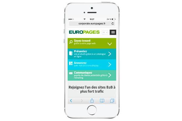 europage responsive